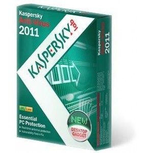 KASPERSKY Anti-Virus 5PC