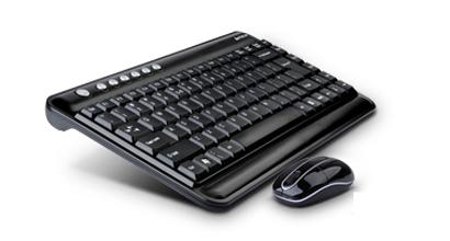 Logitech mk260 wireless keyboard and mouse combo